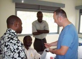 Box 1 Training surgeons and healthcare staff in Uganda