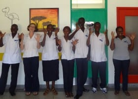 Box 4 Funding healthcare teams to help and teach in Uganda