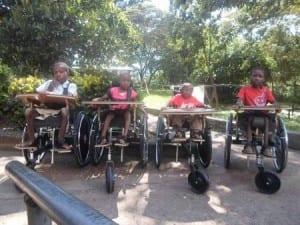 Children in wheelchairs.preview