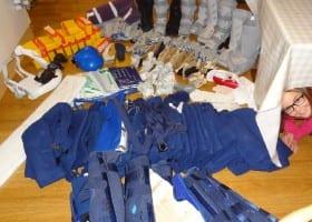 Equipment resized for FB