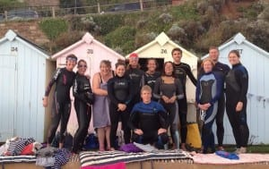 Gallery fundraising 2015.09 Budleigh swim (2)