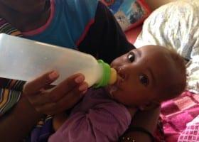 Feeding bottles 2