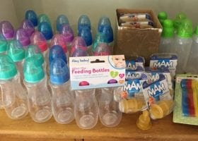bottles sent July 2016