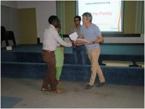 Joseph certificate