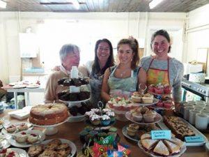2018-05 Sue Moger cakes